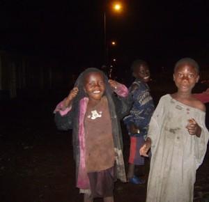 les enfants de rue